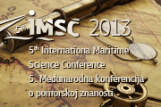 5th Internationa Maritime Science Conference / 5. Međunarodna konferencija o pomorskoj znanosti
