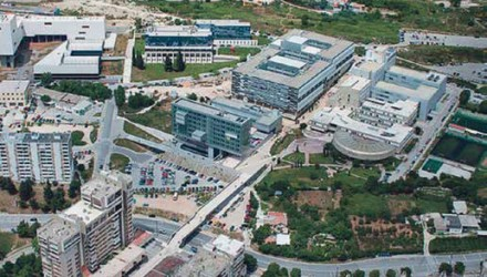 University of Split at The World University Rankings