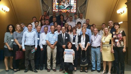 Tempus MarEd Meeting held in Barcelona